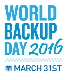 World Backup Day 2016